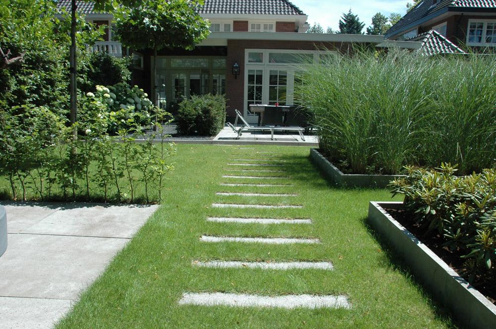 Tuin heemstede marianne bevers for Mooie tuinen afbeeldingen